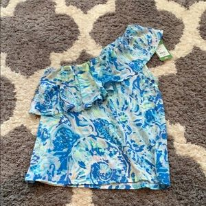 Lilly Pulitzer Matteo top